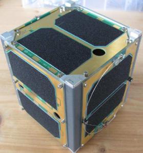 Fox-1 Engineering Prototype.
