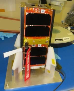 CubeBUG-2_Satellite