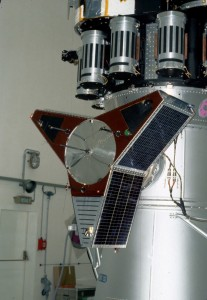 The ill-fated AMSAT Phase 3-A satellite.