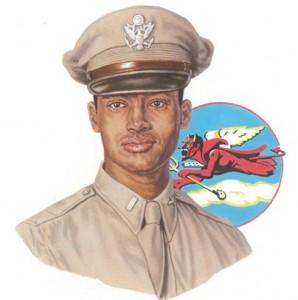 Charles E. McGee Tuskegee Airman