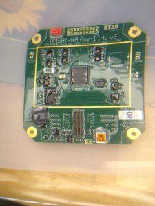 Fox-1A IHU system fligh spare