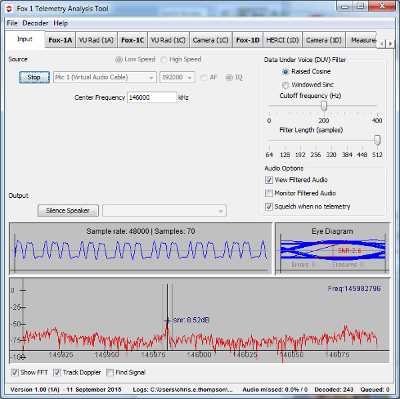 FoxTelem Software for Windows, Mac, & Linux – AMSAT