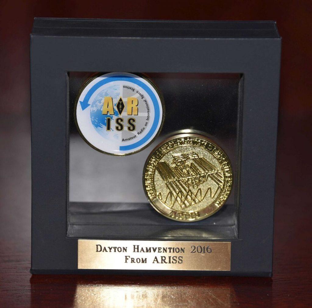 2016 ARISS Dayton Hamvention Door Prize