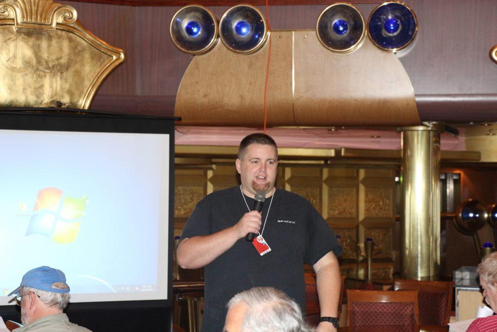 2016 AMSAT Space Symposium Chairman Clayton Coleman, W5PFG