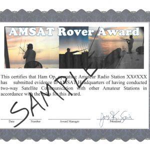 AMSAT Awards