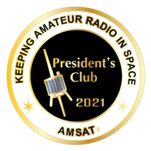 AMSAT President's Club Donations